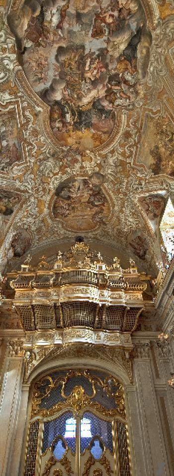 Benedictine Monastery of San Nicolo La Arena - UNESCO World Site Heritage. Catania | Italy