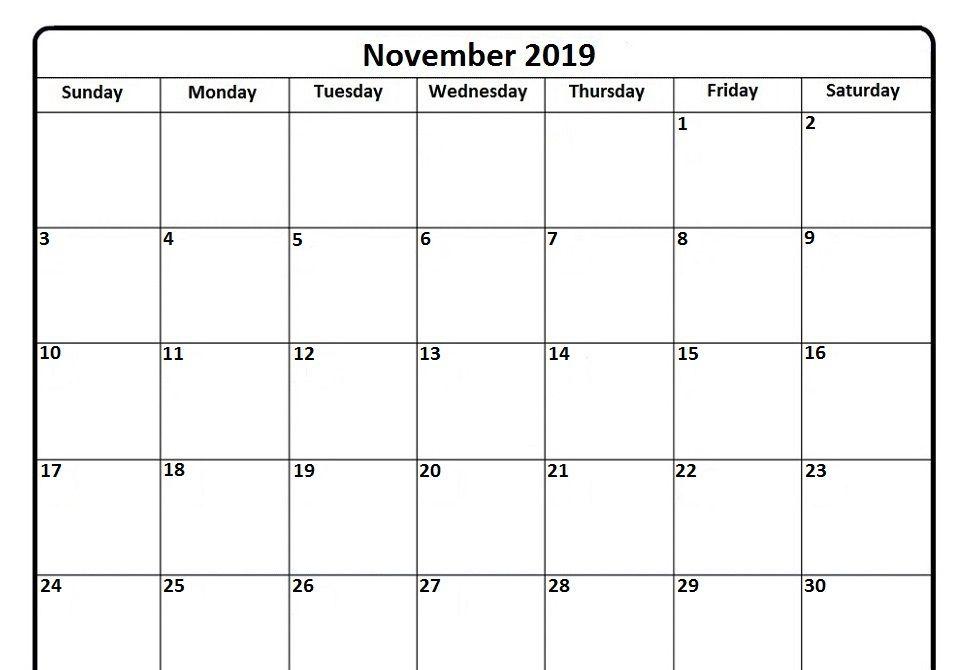November 2019 Calendar Moon Phases Calendar 2019 Lunar Moon