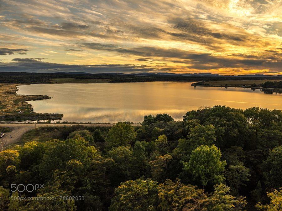 Above the treetops. by Nikolay0065. Please Like http://fb.me/go4photos and Follow @go4fotos Thank You. :-)