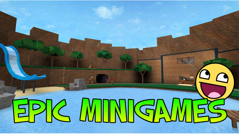 Epic Minigames Roblox Another One Of My Favorite Games Roblox Epic Games Roblox