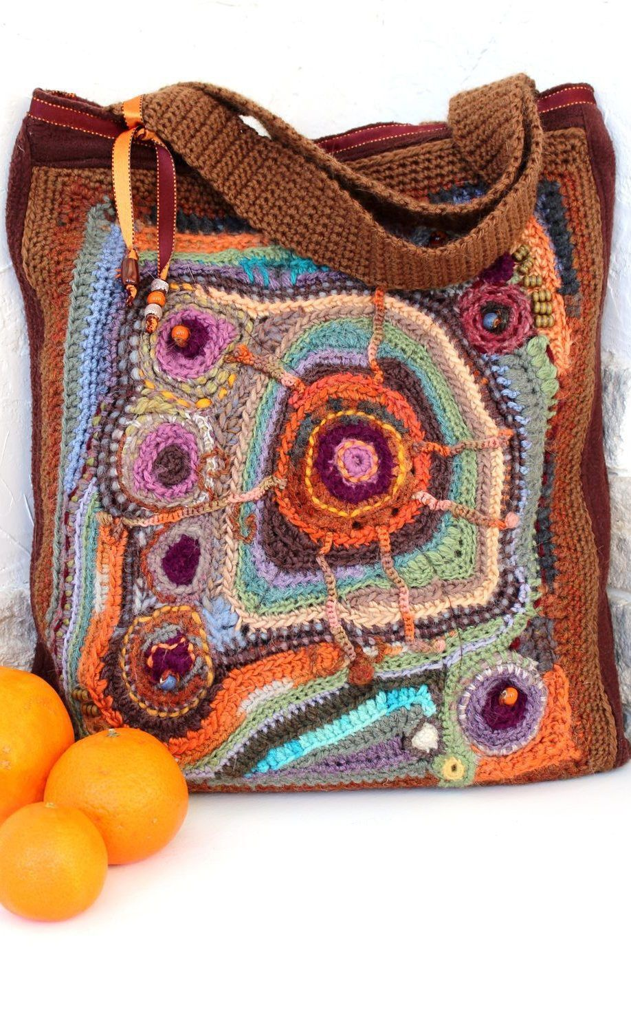 60+ Daily Useful and Cool Crochet Bag Pattern Ideas – Page 39 of 60