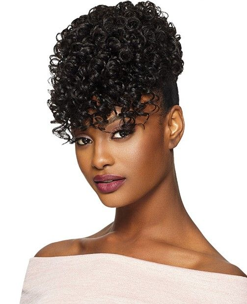 Outre Timeless Pineapple Ponytail Softie Natural Hair