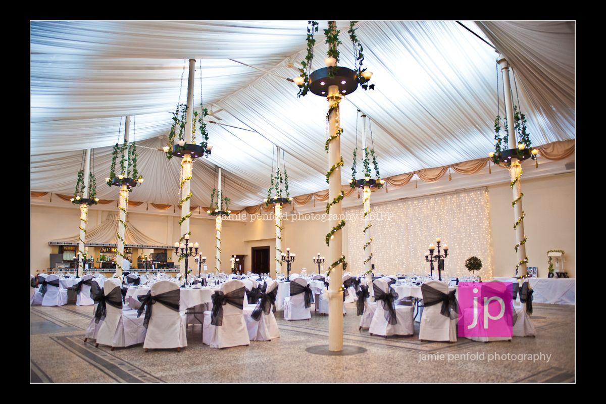 beamish hall winter gardens set for wedding by jamie penfold lbipp