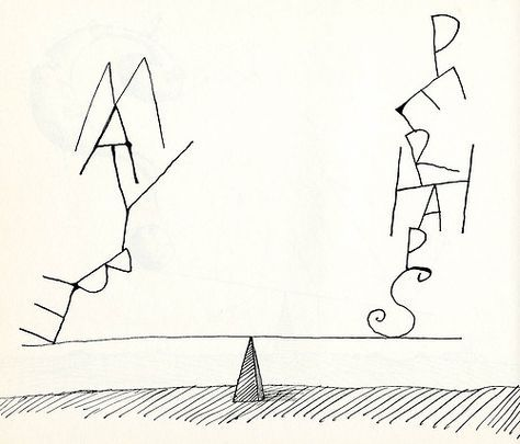 The Labyrinthby Saul Steinberg, Harper & Brothers, NY, 1960