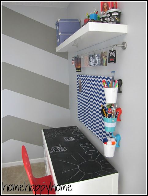 home happy home: Not your typical teen girl bedroom