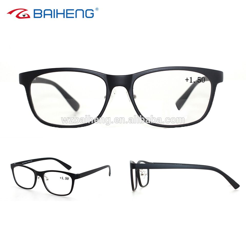 Wenzhou wholesale optical eyeglasses frame presbyopic glasses TR8213 ...
