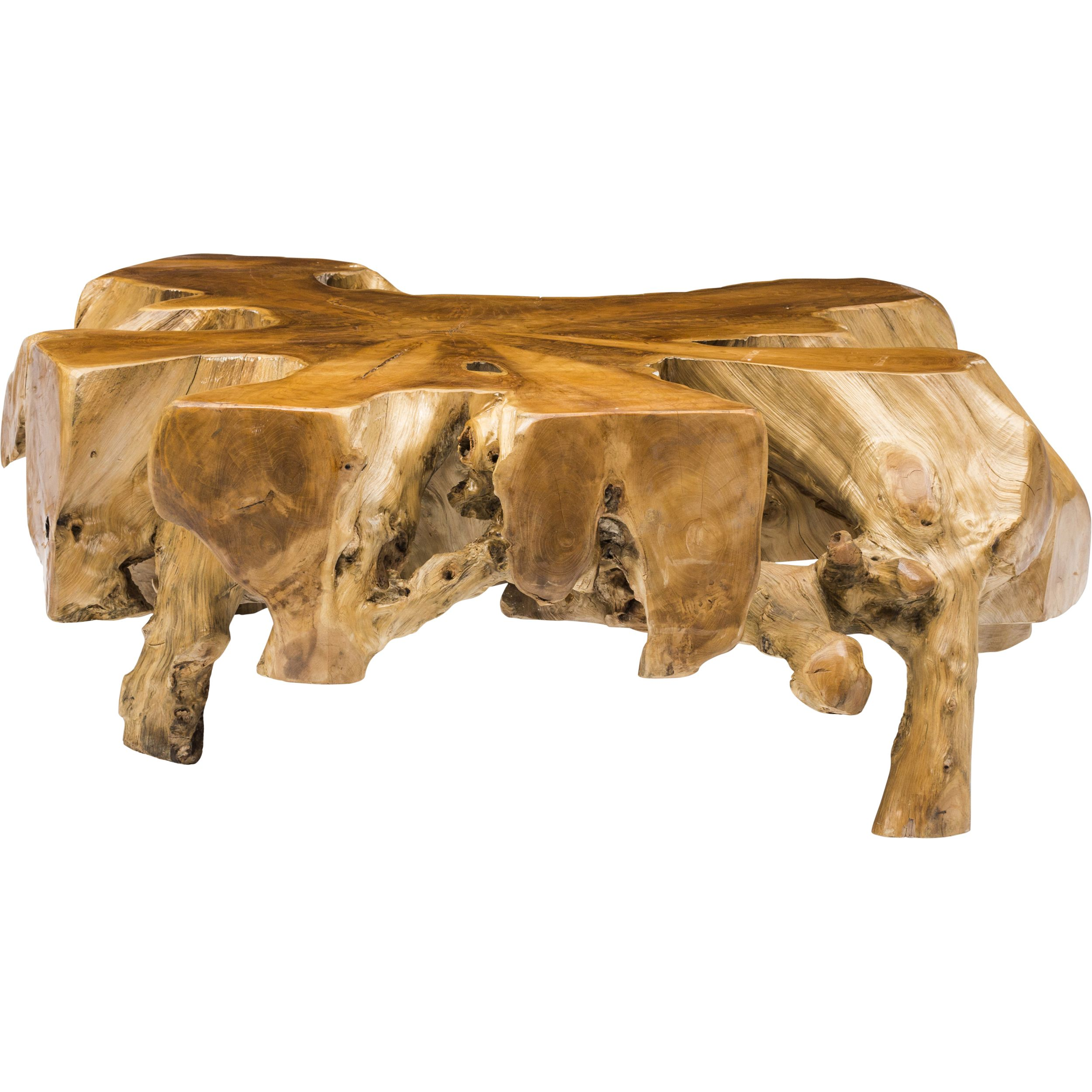 Teak Root Coffee Table - Large | Coffee table ...