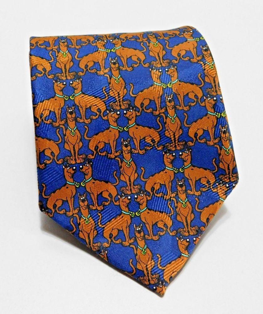 Aboriginal Dot Painting Blue Polyester Necktie Men/'s