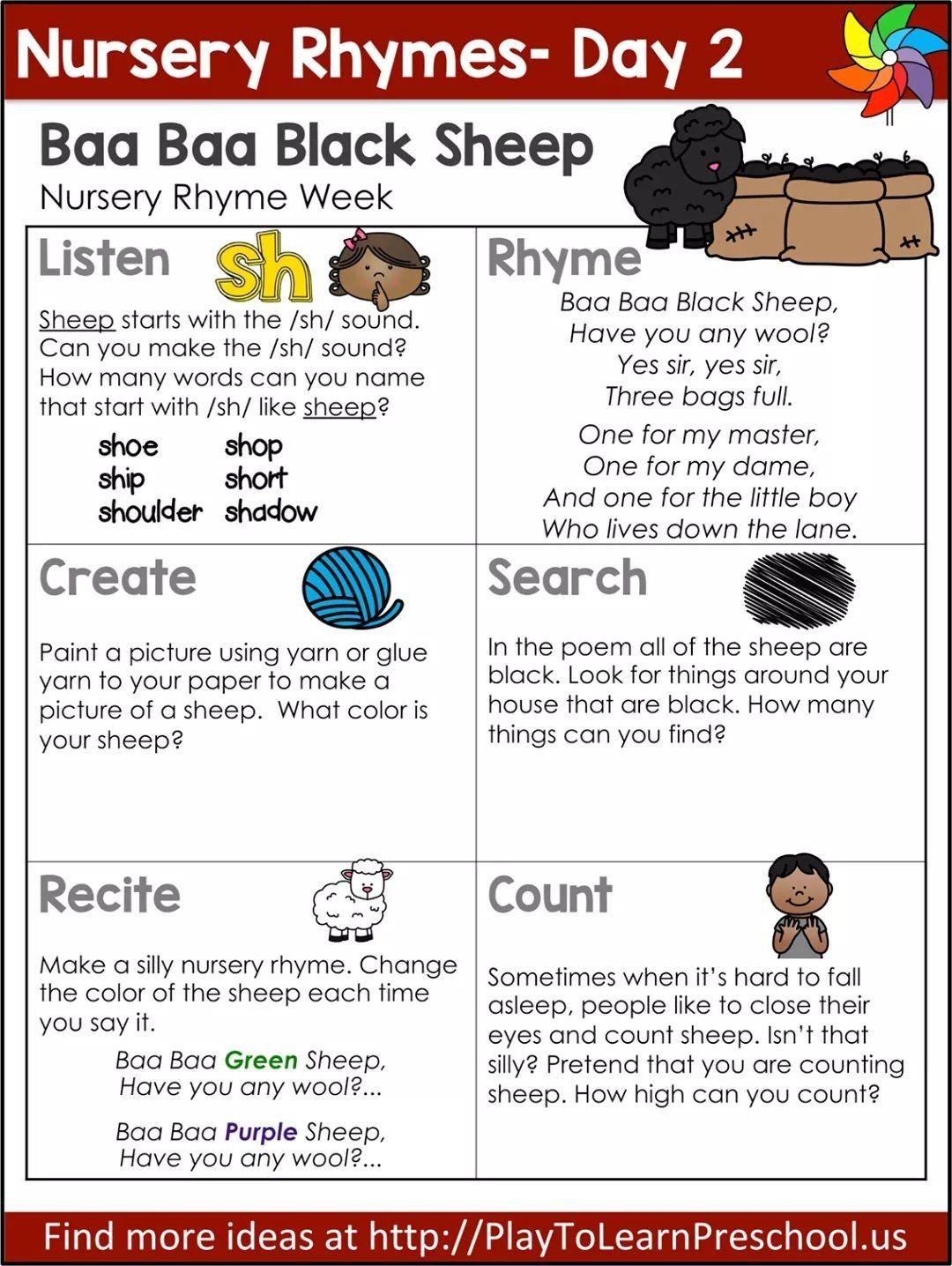 Things That Rhyme With House : things, rhyme, house, Amber, Medina, Early, Learning, Playdates, Nursery, Rhymes, Preschool,, Rhymes,, Activities