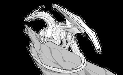 Peregrinecella Hobbyist Digital Artist Deviantart Wings Of Fire Wings Of Fire Dragons Fire Art