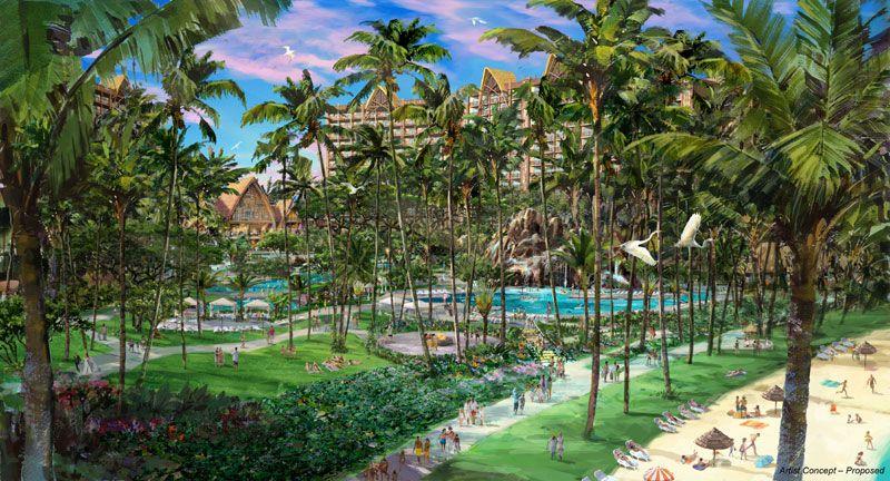 Aulani Resort And Spa Disney Vacation Club Point Charts Videos