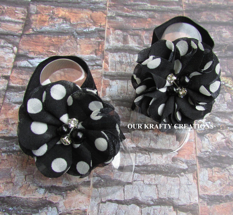 Black newborn sandals - Sandals For Baby Baby Girl Sandals Elastic Sandals Newborn Sandals Flower Sandals