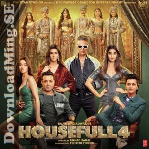 Housefull 4 2019 Mp3 Songs Download Hindi Movies Housefull 4 Mp3 Song Download