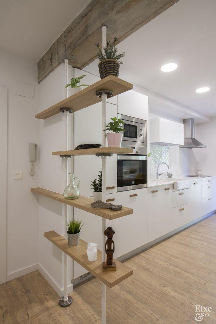 Ideas para separar la cocina de otra estancia decoraci n for Separar cocina salon ideas