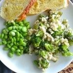 Broccoli Rice Casserole - Main Meal Happiness