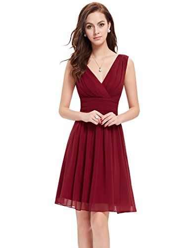 Ever Pretty Robe de soiršŠe au genou en double V-col classique 18UK Rouge Ever-Pretty http://www.amazon.fr/dp/B00ZOW6RHE/ref=cm_sw_r_pi_dp_bhBYwb1B41QM2