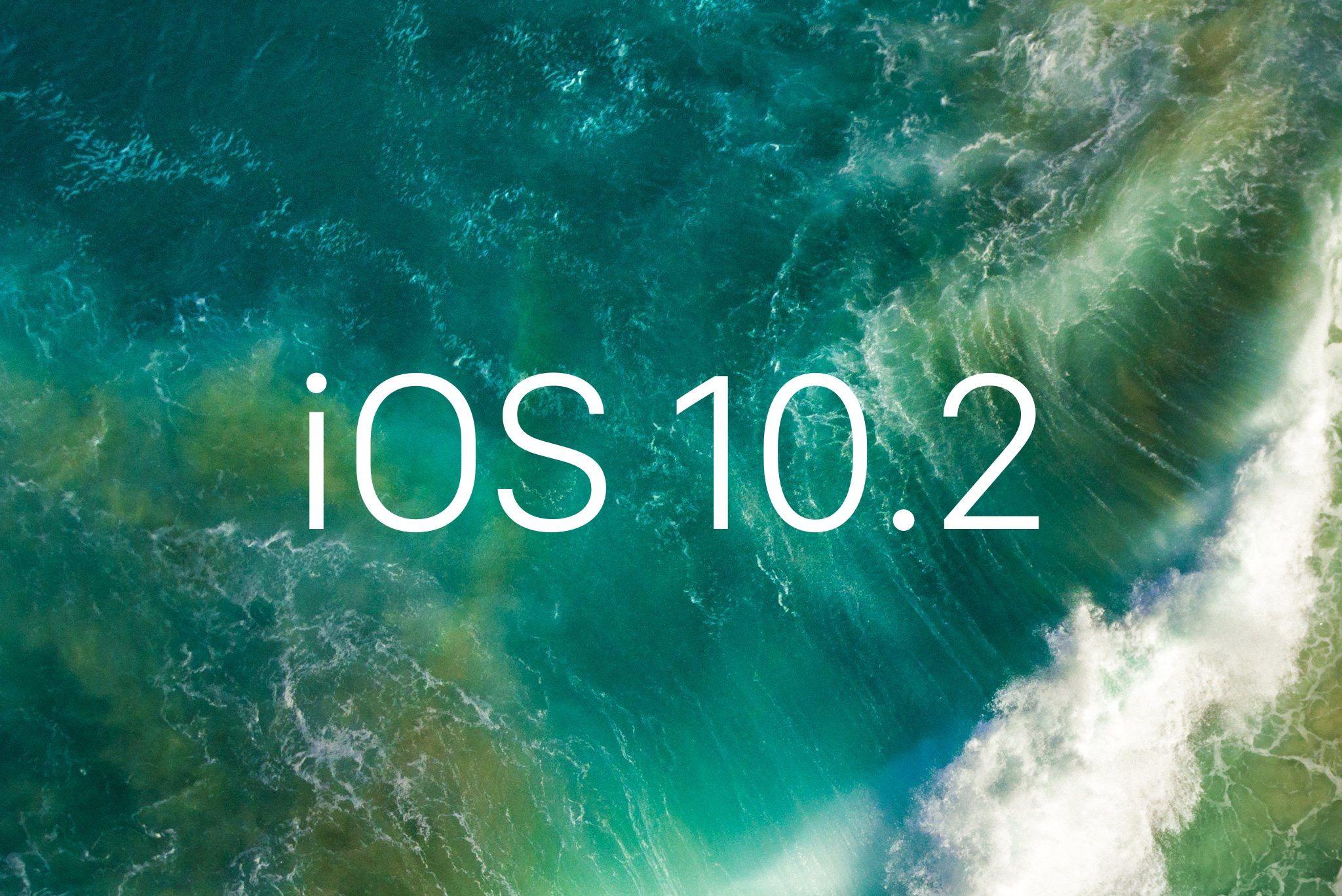 iOS 10.2 je dostupný v beta verzii, prináša nové emoji, pozadia a ďalšie vylepšenia