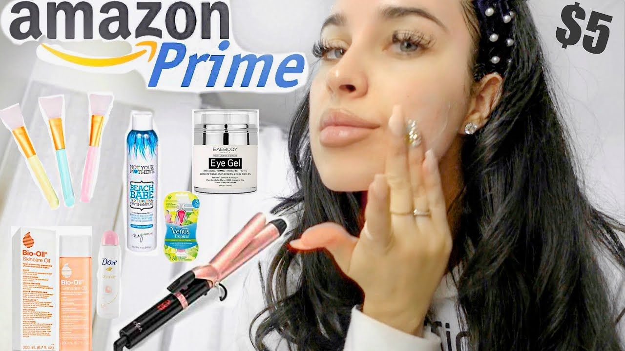 Photo of AMAZON MUST HAVES | Affordable Skincare, Hair Care, & Wellness Products You Need [2020 Favorites]