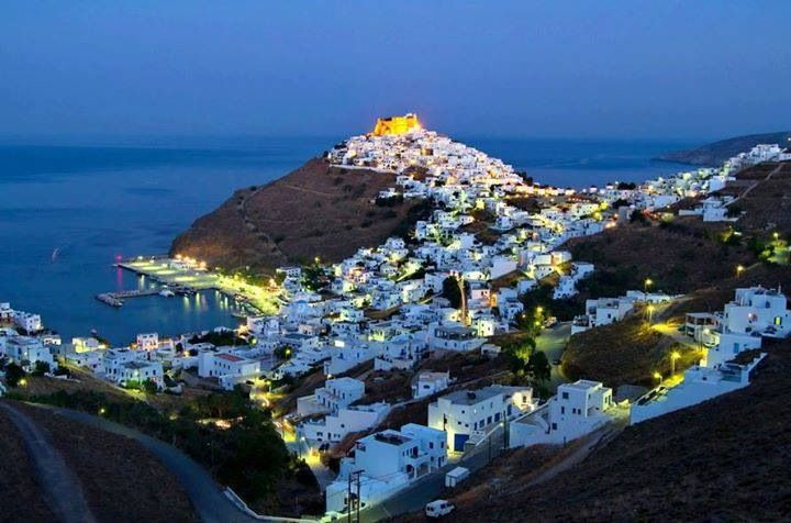 Astypalaia Island, Greece