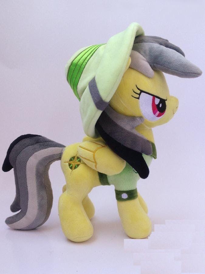 My Little Pony Daring Do Dazzle Aka A K Yearling 12 Plush Toy Onlyfactory My Little Pony Plush My Little Pony Collection My Little Pony
