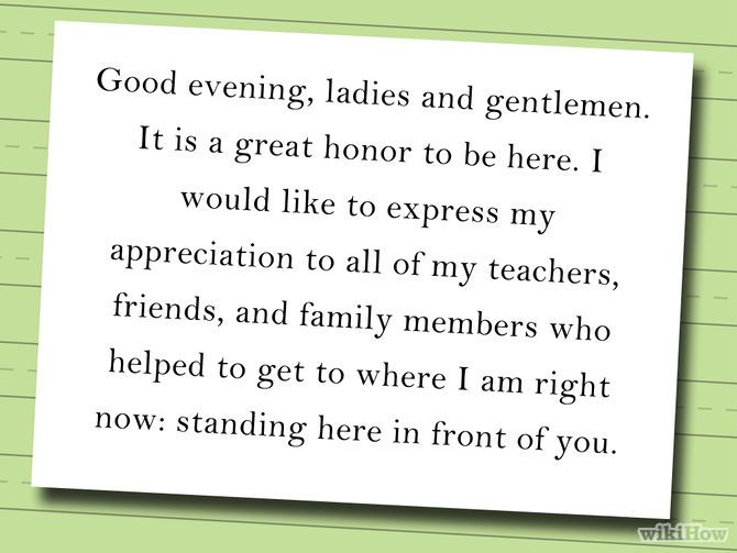 how to write a welcoming speech Speech writing Pinterest - valedictorian speech examples