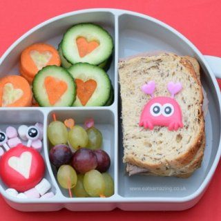 Easy Valentines Healthy Lunch Box Inspiration