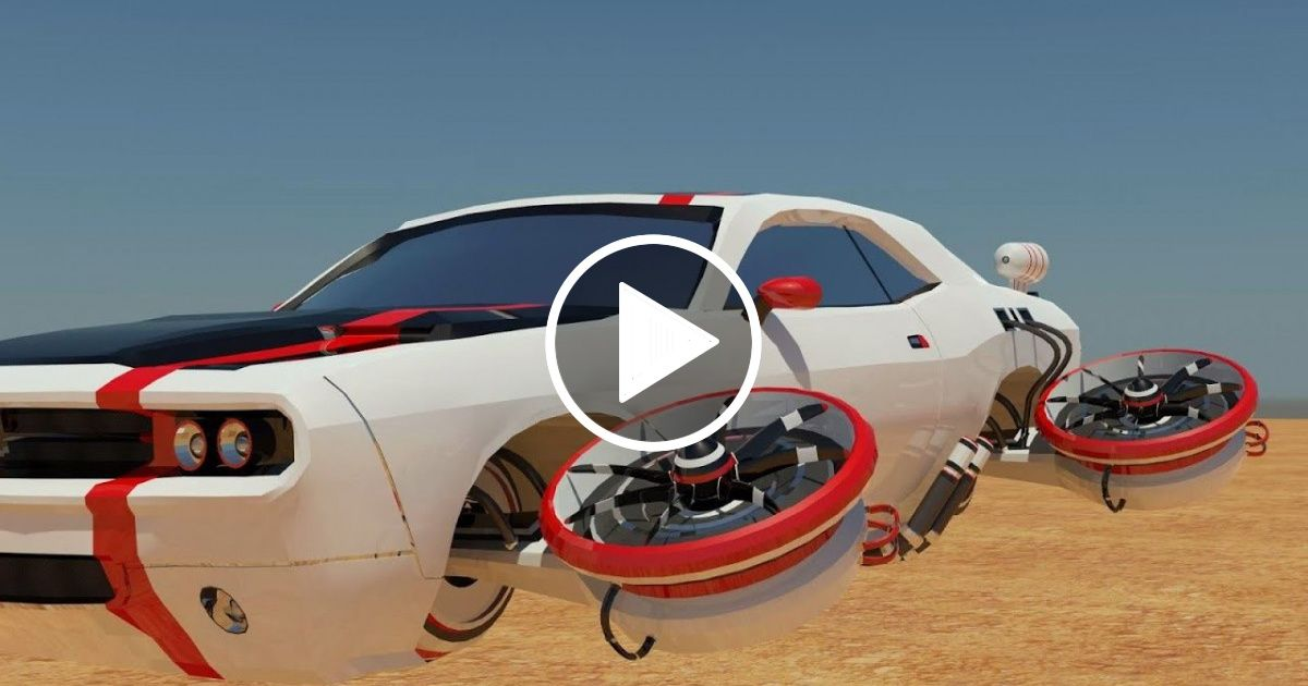 5 Amazing Flying Cars In The World Flying Car Future Car