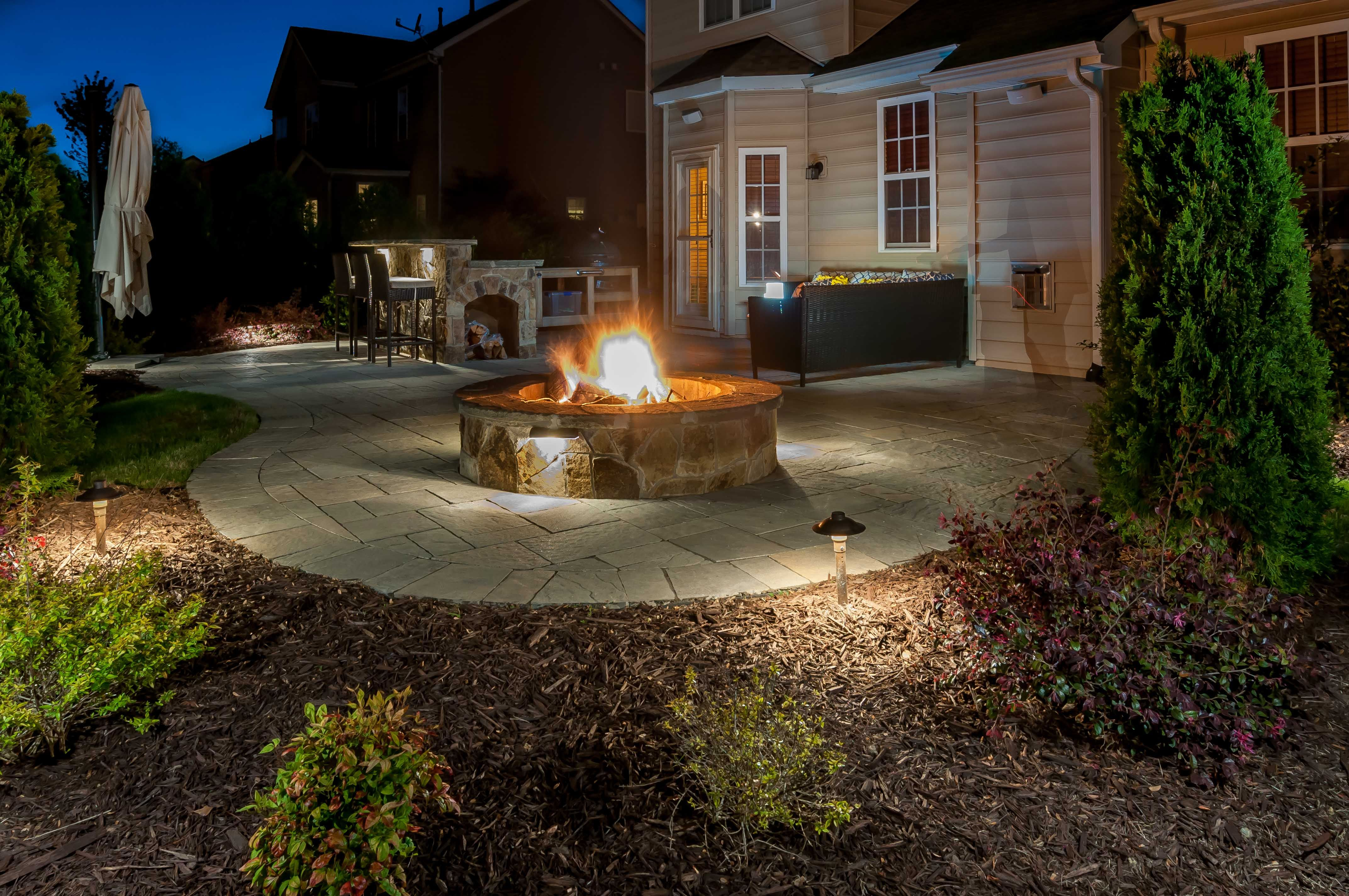 Pin by Craig Condon on Projects Patio and Firepit Patio
