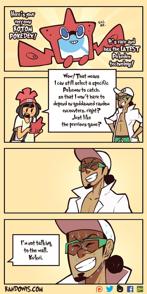best new webcomics randowis poke lies pokemon pinterest
