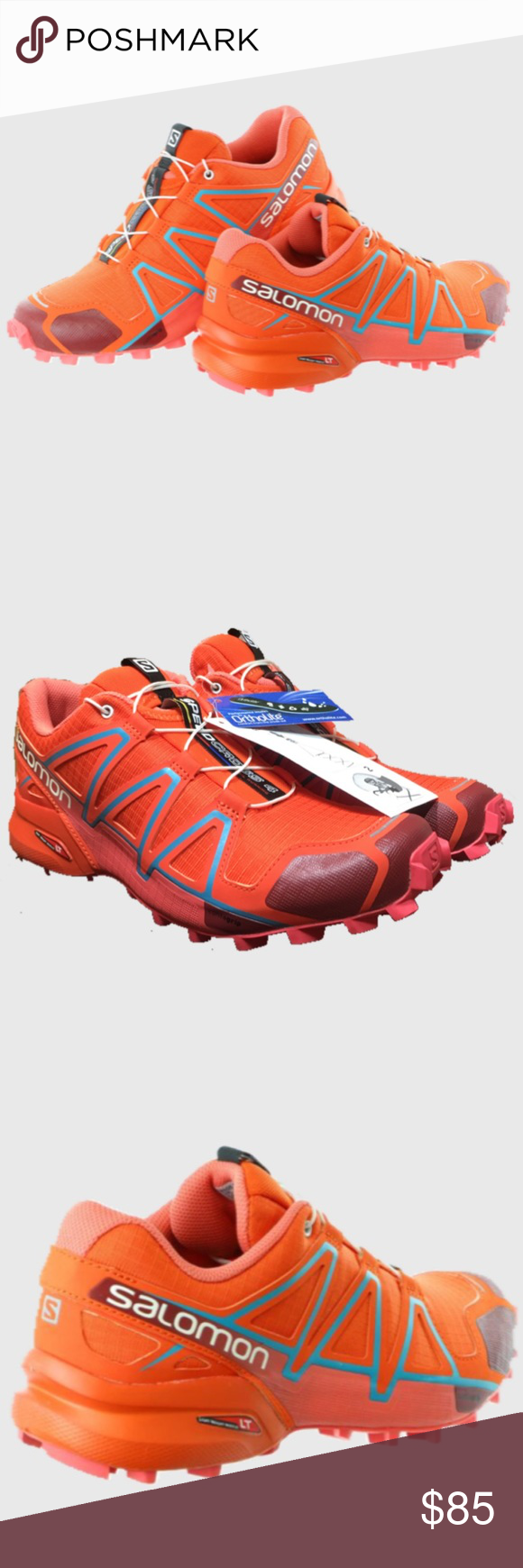 NWT Salomon Speedcross 4 Trail Running Shoes NWT Salomon