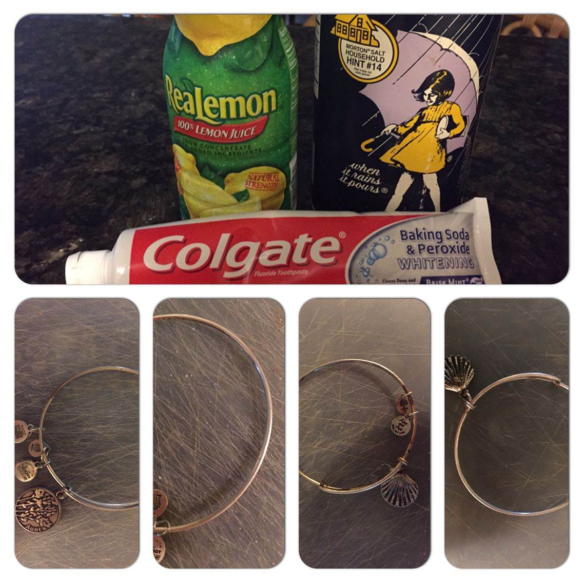 How To Clean Tarnished Alex And Ani Bracelets Cleaning Jewelry Alex And Ani Bracelets Alex And Ani Jewelry