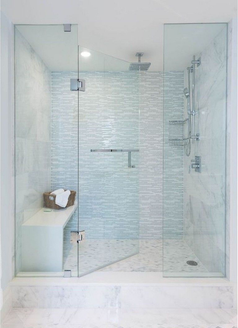 111 Marvelous Bathroom Tile Shower Ideas Shower Tile Minimalist Bathroom Bathroom Tile Designs