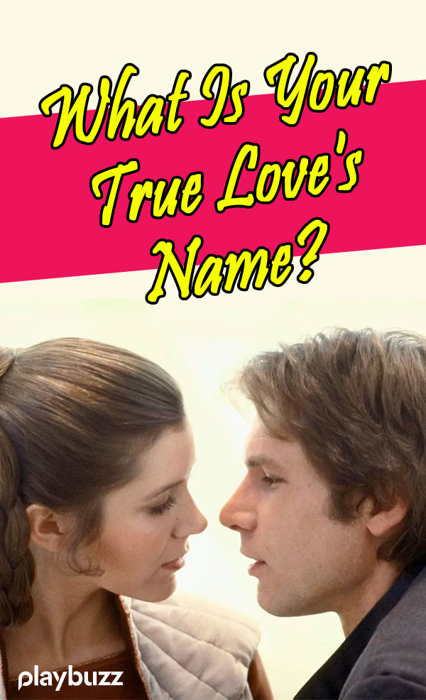 What Is Your True Love's Name? | ideas for self