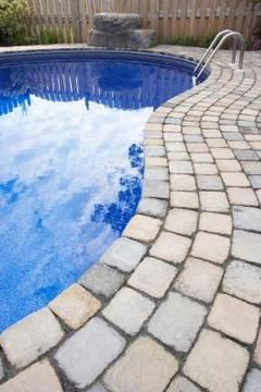 The Best Pavers For Around Saltwater Pools Grout