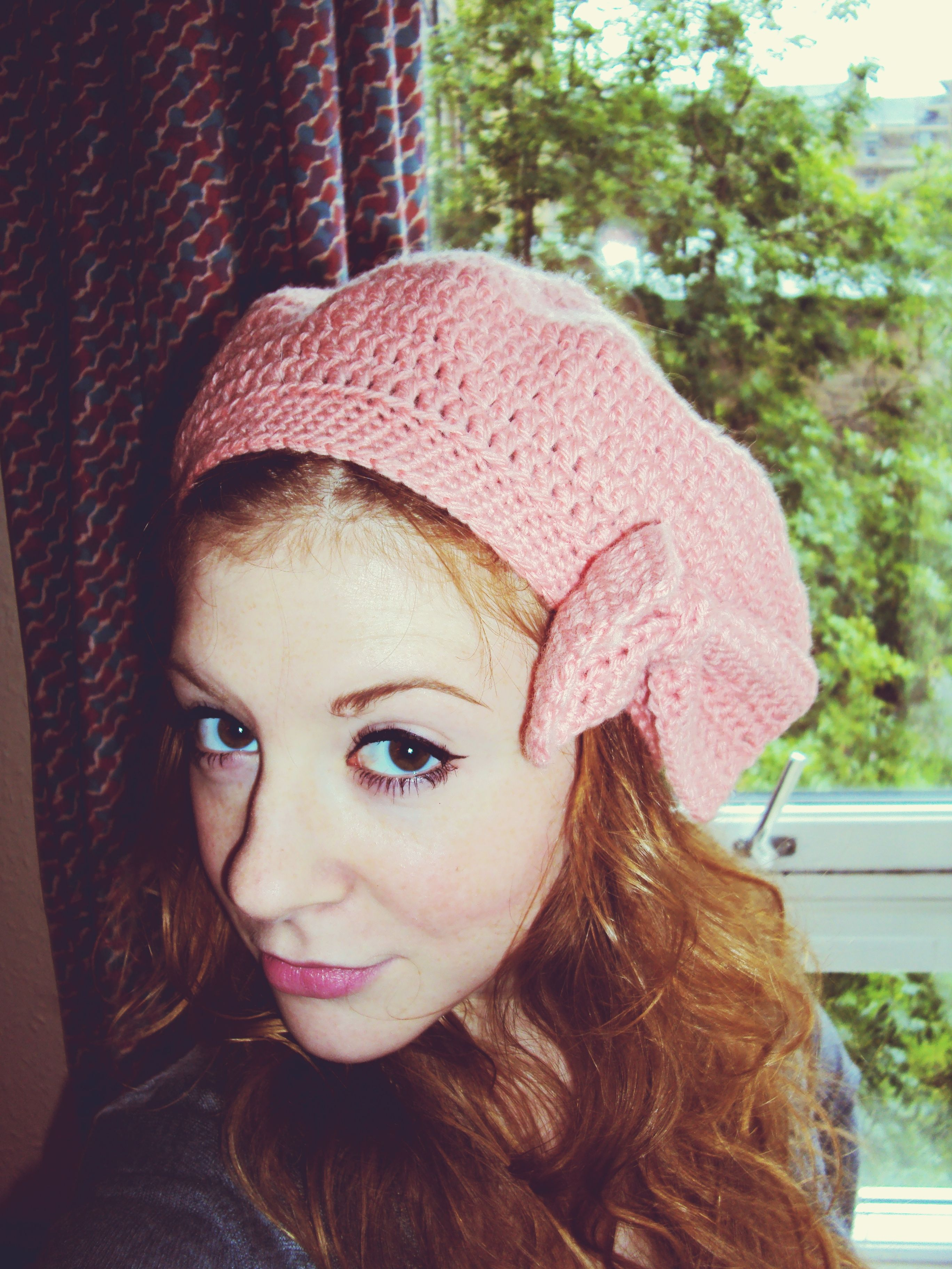 Girlie Hat, aka the Hipster Beanie or Granny Hat (Free People ...