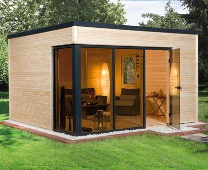 Modernes Gerätehaus aus HPLPlatten Bild 4 Design