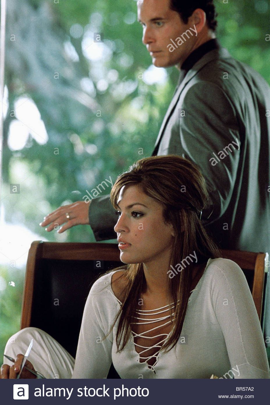 Download This Stock Image EVA MENDES COLE HAUSER 2 FAST FURIOUS THE AND 2003