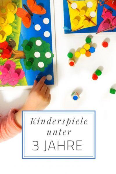 kinderspiele für kinder unter 3 jahren  spiele für