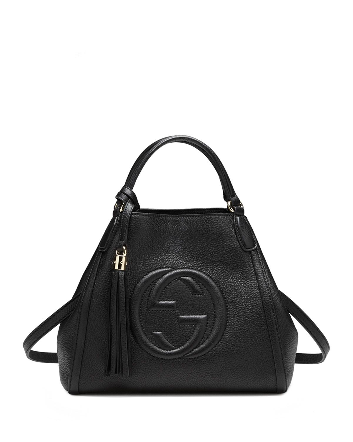 d544ce9be06 Gucci Soho Leather Shoulder Bag