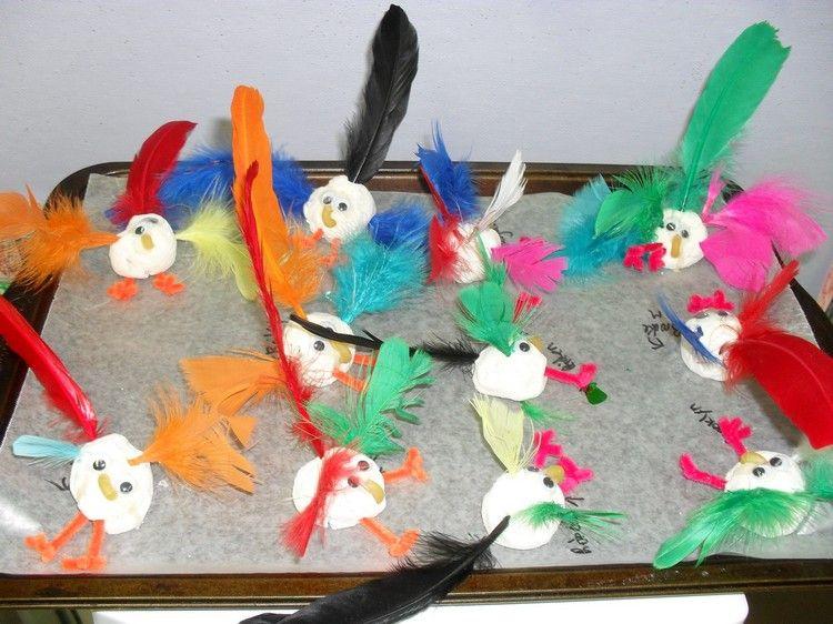 Basteln Mit 2 Jahrigen Kindern 20 Ideen Mit Verschiedenen Materialien 2 Jahriges Kind Ostern Basteln Mit Kindern Basteln Fruhling Kinder