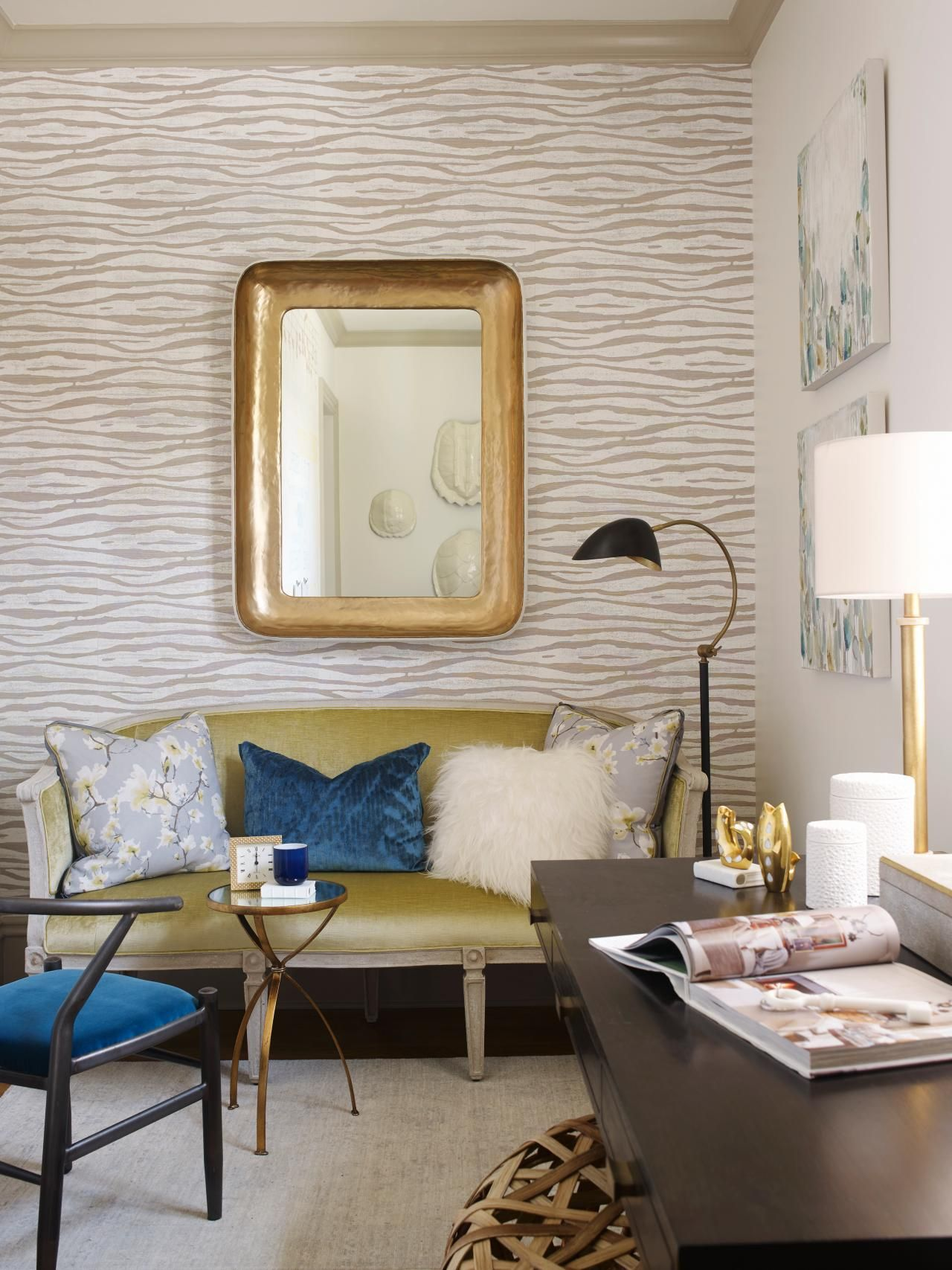 House and garden interiors - Peek Into The 2015 Atlanta Decorators Show House And Gardens