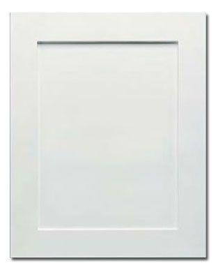 Shaker RTF Cabinet Door 949 White Doors