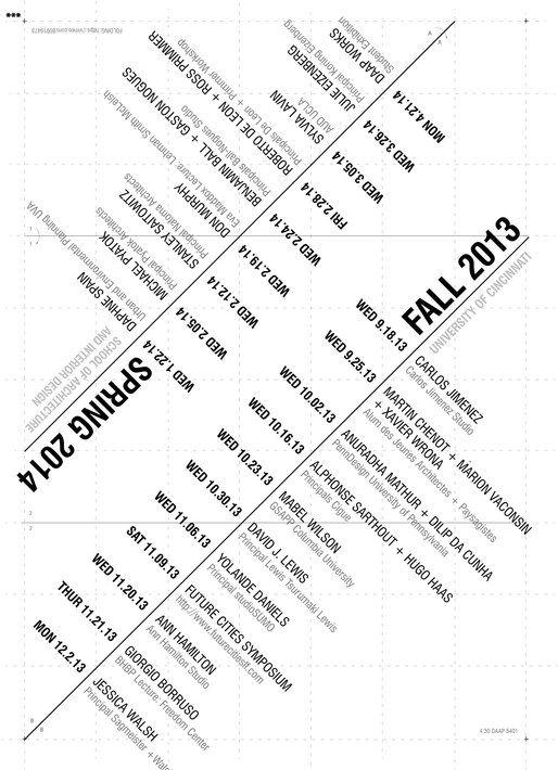 Get Lectured: University of Cincinnati, Spring '14