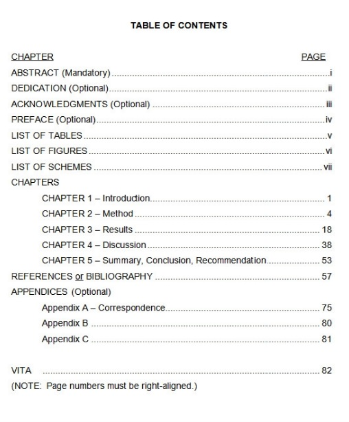 Table Of Contents Templates 8 Free Printable Word Excel Pdf Formats Samples Examples Forms Table Of Contents Template Table Of Contents Word Template