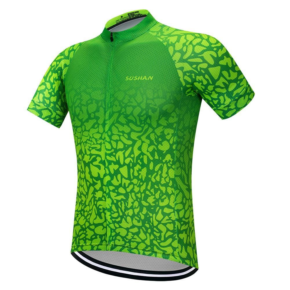 fd5e9fd9c 2018 Cycling Jersey men Short Sleeve bike Jersey mtb Breathable Summer  maillot Ropa Ciclismo sport Cycling