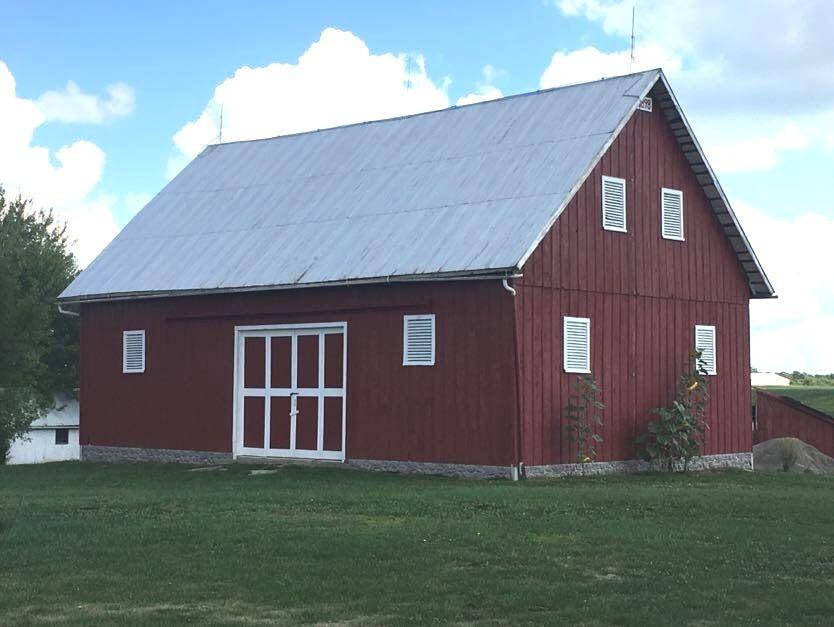 Finney Barn - Built circa 1889  Keosauqua, IA | Barns in Van