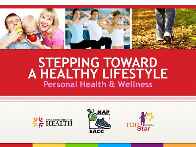 Stepping Towards A Healthy Lifestyle Personal Health And Wellness Personal Health Health And Wellness Health