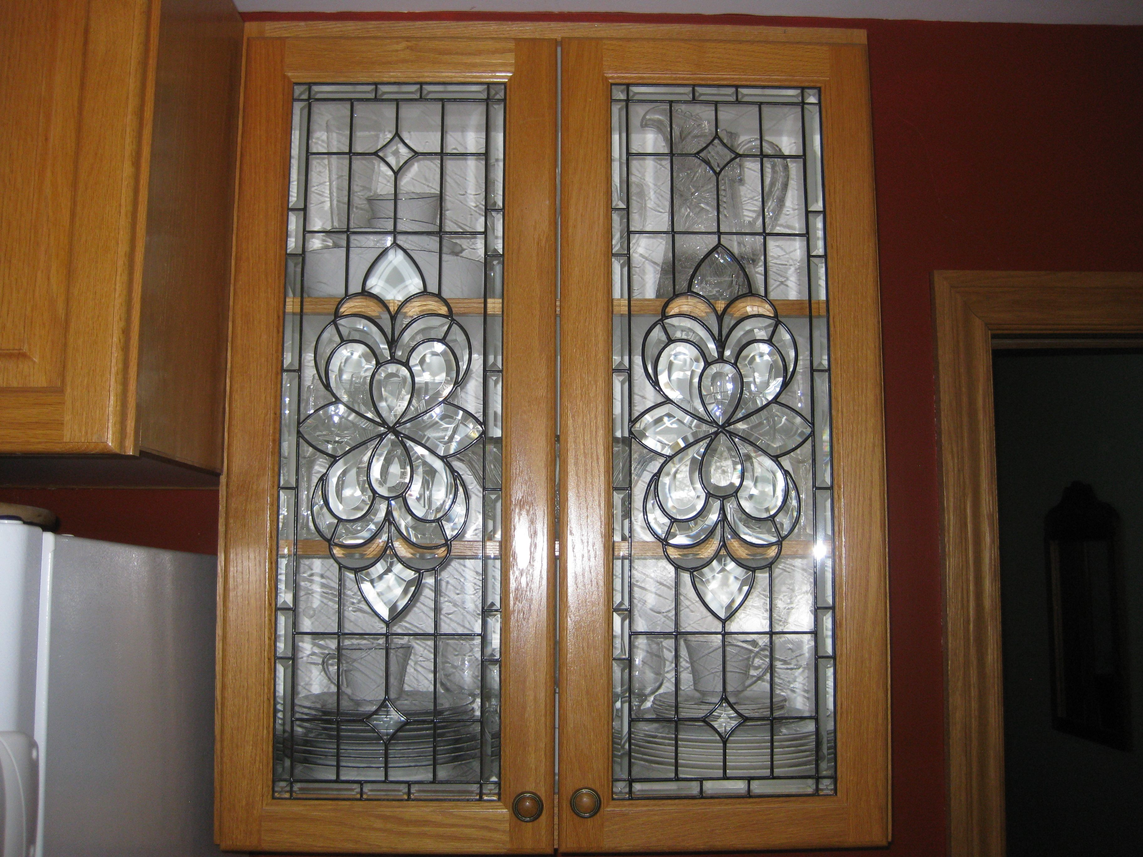 Old+Door+Art   ... glass to your home! » Bevelled and ...