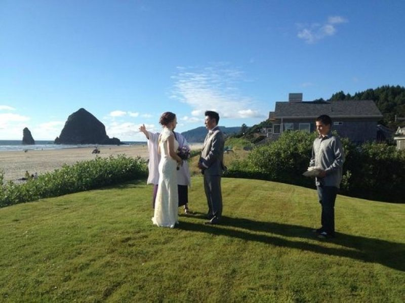 Great Cannon Beach Wedding Packages