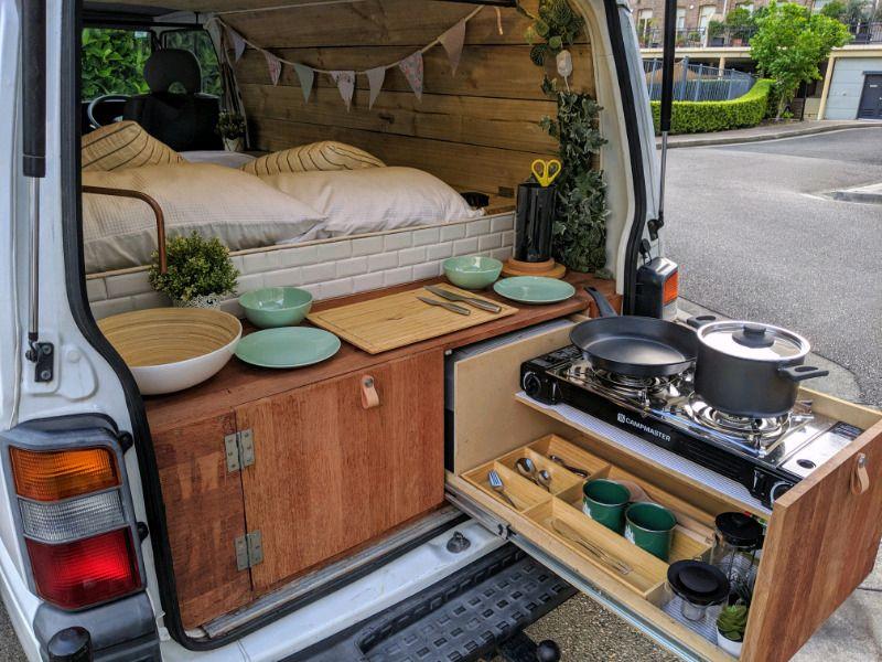 Pin By Natalee On Houses Camping In 2020 Campervan Campervan